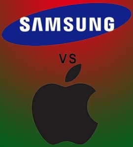 Apple - Samsung Patent Wars